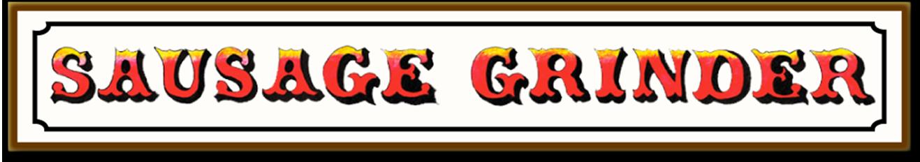 Sausage Grinder logo